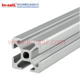 Protuberancias de aluminio de la serie Hfs6 con la superficie molida