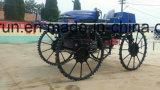 Pulverizador de energia, pulverizador agrícola pulverizador com barra de tração 4 rodas