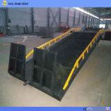 Rampa móvel hidráulica 6ton da doca a 12ton