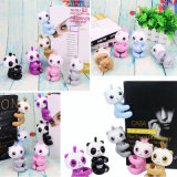 Hot vente de jouets animaux Interactive de doigt Smart Baby Panda Sloth écureuil drôle Unicorn heureux jouets Panda de doigt pour les enfants