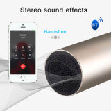 Bewegliches Metalldrahtloser Bluetooth Stereolautsprecher-Support FreisprechCalls/FM/Aux/TF