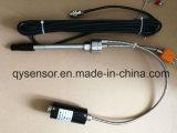 0-10VDC de flexibele Sensor van de Omvormer van de Druk van de Smelting van de Apparatuur van de Extruder van de Buis Plastic