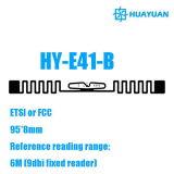 Le codage Monza4D E41B de la fréquence ultra-haute CPE sèchent le collant de marqueterie