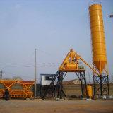 Mini-Ready-Mix Móvel concreto Planta de mistura de lotes de preços de fábrica de cimento