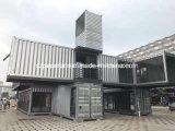 최고 질 가장 새로운 현대 변경된 콘테이너 조립식으로 만들어지는 조립식 햇빛 집