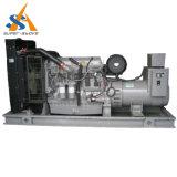 Recipiente grande Multy-Funcional da central eléctrica com o gerador do diesel de Perkins