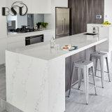 Камень кварца Calacatta белый Veined для кухни