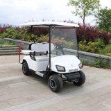 4 carros de golf eléctricos de la caza de la persona para la venta