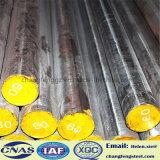 1.2344/H13 morrem laminadas a quente de aço para plástico da barra redonda de aço do molde