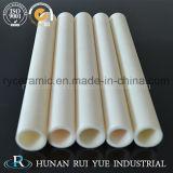 La alúmina refractarios de alta temperatura tubo o la cerámica alúmina Rodillo para hornos industriales