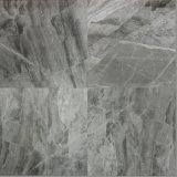 Un diseño negro de cuatro caras de suelo de azulejos de Mármara de cerámica vidriada