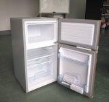 L Purswave 95CC12V24V réfrigérateur solaire véhicule réfrigérateur double porte le point de congélation et de refroidissement du compresseur de Style de réfrigération congélateur pour moteur de voiture Bus auto