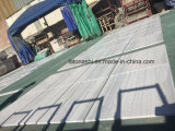Il legno blu Polished naturale venato il marmo per le mattonelle parete/del pavimento