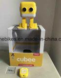 Het Vertellen van de Robot van de Robot van Cubee de Dansende Automatische Slimme Dansende Robot van Cubee van het Verhaal voor Jonge geitjes
