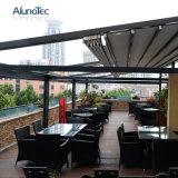 자동화된 철회 가능한 지붕 시스템
