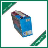 Caixa de embalagem Eco-Friendly do papel do gelado da impressão