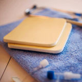 Qualitäts-medizinischer Schaumgummi, der für Wunde Care-37 ankleidet