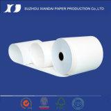 3 telas de NCR Rollo de papel de 76mm X 60mm
