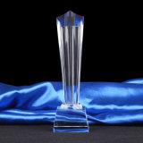 Premio a ferro di cavallo del trofeo di cristallo