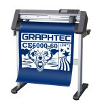 Graphtec Ce6000のペーパーまたはステッカーまたはビニールの切断プロッターカッタープロッター