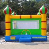 4*4*3m Kind-mini aufblasbares springendes Bett, erwachsenes aufblasbares springendes Schloss, aufblasbarer Prahler-Haus-Ausgangsgebrauch
