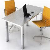 Le CE de la TW a reconnu le modèle blanc artificiel acrylique de bureau/Tableau de la pierre CEO/Executive/Boss