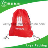 Eco Foldable Reusable Custom Logo Print Polyester Bag Shopping