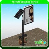Lampe de publicité de la rue Post Lightbox afficher