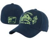 Encerramento de volta o logotipo bordadas personalizados Boné Hat