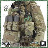 Polyester-Rucksack-beiläufige Armee-Taillen-im Freienbeutel