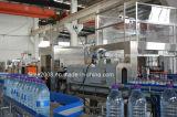Linha água mineral e da embalagem e de produção automáticas cheias da bebida