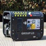 Generador eléctrico portable de la gasolina 2kw pequeño 6.5HP del bisonte (China) 2kVA