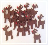 Handmade Christmas Felt Wool Ornaments Decoration