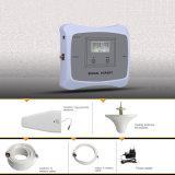 Amplificateur mobile complet de signal de téléphone cellulaire de la servocommande 2g 3G de signal de l'ensemble 900/2100MHz