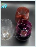 Copos plásticos reusáveis da cerveja dos vidros de vinho