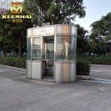 Segurança de Aço Inoxidável portátil Guarita