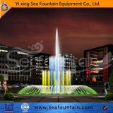 Agua al aire libre corta de la fuente del hotel o del jardín del aerosol de agua