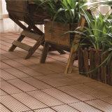Fornecedor chinês tenda de intertravamento do piso de mosaico de bricolage madeira WPC Home Garden