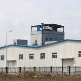 Edificio de acero industrial del metal del almacén de Structur