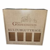 Corrugated коробка 4 бутылок бумажная