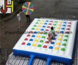Aangepast Opblaasbaar Spel Twister voor Verkoop