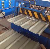 Ignifuger les tôles d'acier galvanisées par couleur de poids léger de toiture en métal d'onde