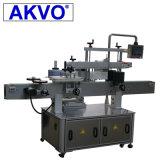 Akvo Industrial de la eficiencia de alta velocidad Semiautomática máquina de etiquetado de botella