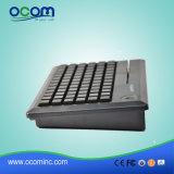 Kb78 78 Teclas teclado programable con lector de tarjeta opcional