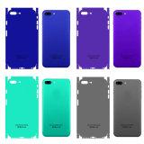 Teléfono coloridos de hielo de la piel adhesivo protector de pantalla, protector de pantalla de móvil