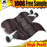 Бразильская волна человеческих волос от Kabeilu