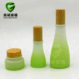 Botellas cosméticas de cerámica impresas y botellas de petróleo esencial