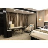 Верхней Части продажи высокое качество Lxury деревянные мрамора отель с одной спальней мебель