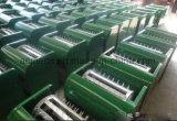 Mini Machine du batteur de riz de la pédale de faibles prix du blé de la machine de battage