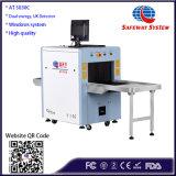 Os sistemas de inspecção de raios X para correio electrónico, pequenas encomendas, Malas e maletas